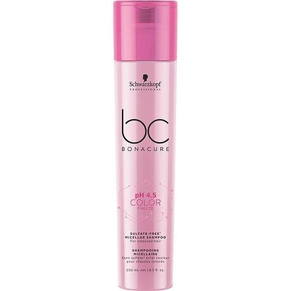Schwarzkopf Professional Bonacure pH 4.5 Color Freeze Micellar Rich Shampoo 250m