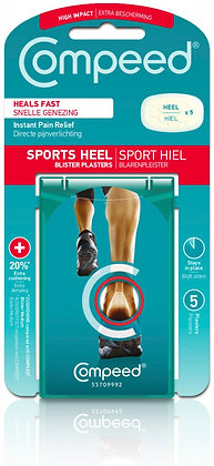 Compeed Sports Heel Blister Plaster