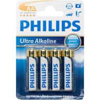 Philips Battery AA 4pk