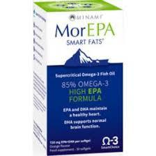 MorEPA Smart Fats 60Caps