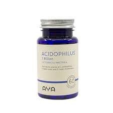 Aya Acidophilus 60 Capsules