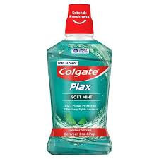 Colgate Plax Soft Mint Mouthwash Twinpack 250ml*2