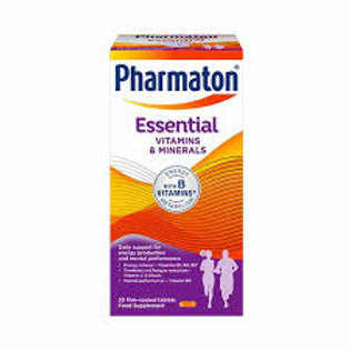 Pharmaton Capsules - 100 Pack