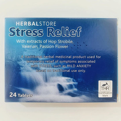 Herbal Store Stress Relief 24s