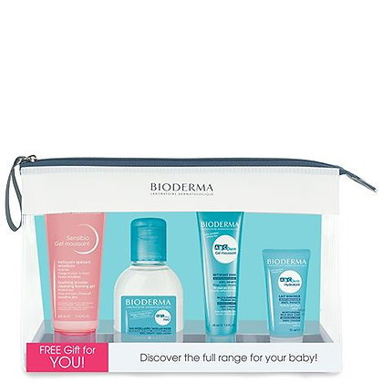 ABCDerm Discovery Gift Pouch