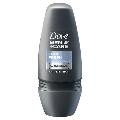 DOVE MEN+CARE COOL FRESH ANTIPERSPIRANT ROLL-ON