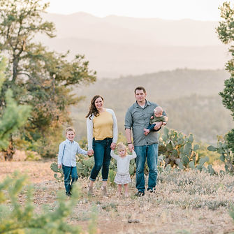 Payson, Arizona Family Photographer