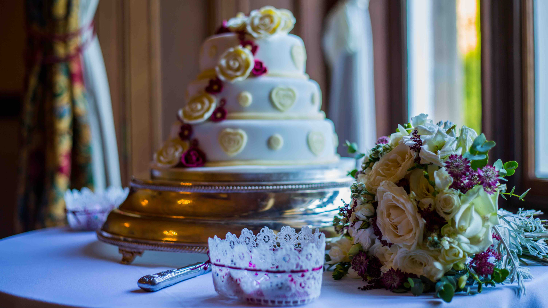 Wedding Day at Maften Hotel