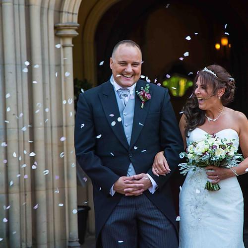Vicky & Mark: Wedding Photos