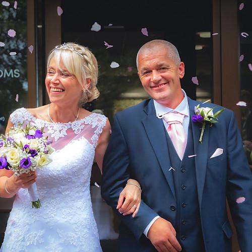 Amanda & Lee: Wedding Day