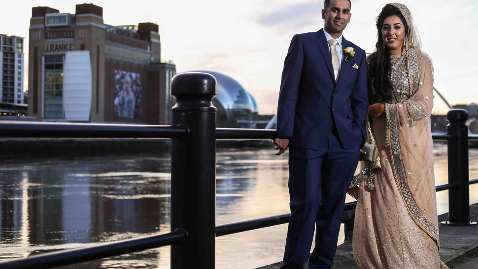 Engagement shoot in newcastle