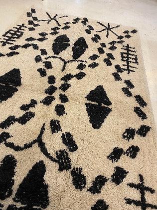 שטיח מעוינים גדול
