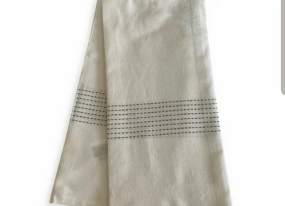 STICES זוג מגבות מטבח כותנה איכותיות דגם