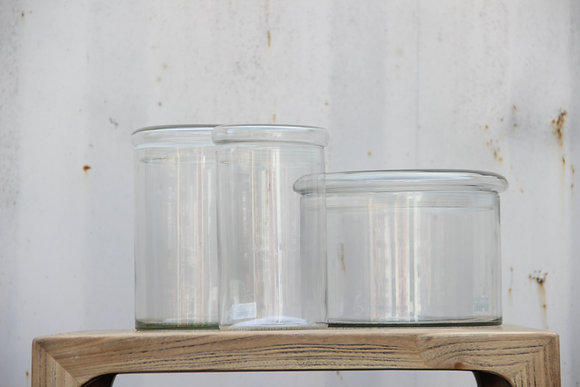 צנצנות זכוכית