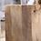 Thumbnail: קרש עץ מנגו טבעי גדול ANTIQUE WOOD