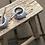 Thumbnail: מלח פלפל אבן עם כפית עץ