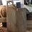 Thumbnail: קרש עץ מנגו טבעי/שחור