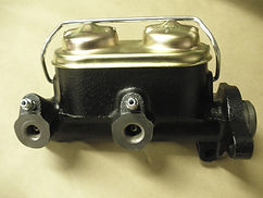 1967 Master Cylinder Detailing
