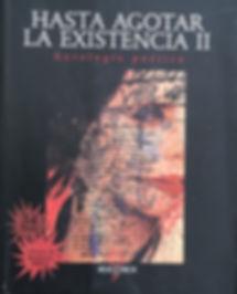 COVER HASTA AGOTAR LA EXISTENCIA II