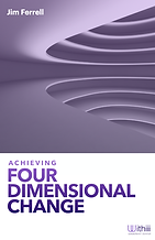 Cover Achieving Four-Dimensional Change.