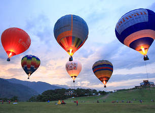 台灣國際熱氣球嘉年華-Taiwan International Balloon Festival