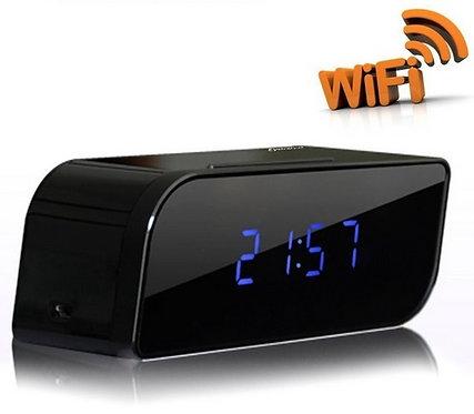 Versteckter HD Mini Kamera Digital Uhr - Live Stream mit dem Handy - Nachtsicht
