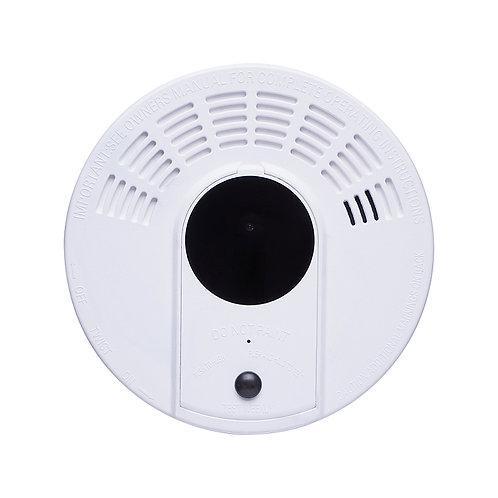 Versteckte Wlan Kamera im Rauchmelder Akku und Netzteil Betrieb