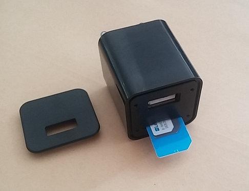 Handyladegerät Abhörwanze Cube