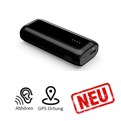 Langzeit Gps Tracker Blackbox Powercore Nano - GPS Ortungsgerät & Abhörwanze