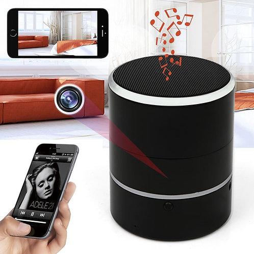 Wlan Kamera getarnt als Bluetooth Lautsprecher - Kamera Steuerbar um 180°