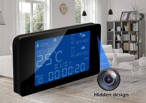 NEU ! Wetterstation Spy Kamera mit Nachtsicht - Live Bild Weltweit