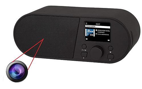 Versteckte Wlan Kamera Internet Radio-Kameralinse absolut nicht sichtbar