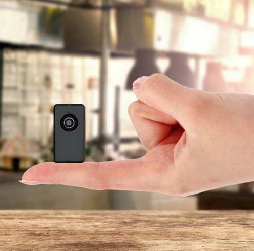 Mini Spion Kamera für diskrete Aufnahmen