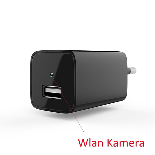 Echte Handy Ladegerät mit Getarnte WIFI HD Kamera