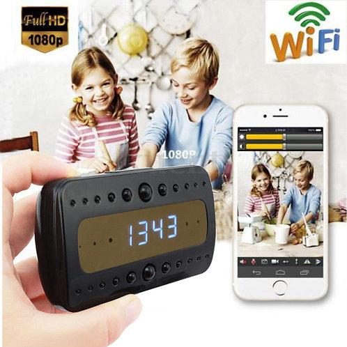HD Spy Kamera WIFI - LIVE Streaming mit dem PC / Handy / Tablett