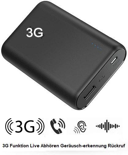 3G GPS Tracker Powercore Pro 10000 mAh Akku