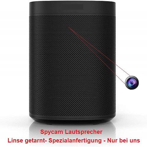 NEU ! Spion Wlan Kamera Lautsprecher - Linse absolut nicht sichtbar