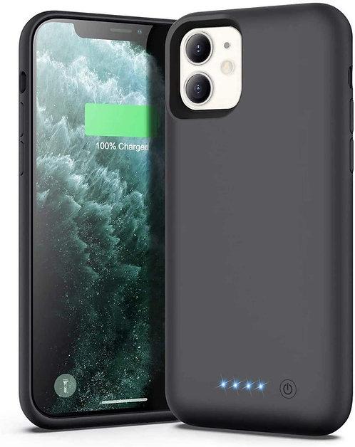 Gsm Abhörgerät Akku Hülle (Battery Case) für iPhone mit Simkarte