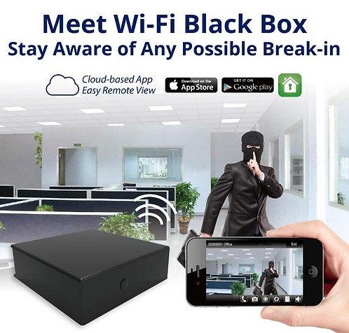 Blackbox Getarnte Spy Wlan Kamera mit Power Akku