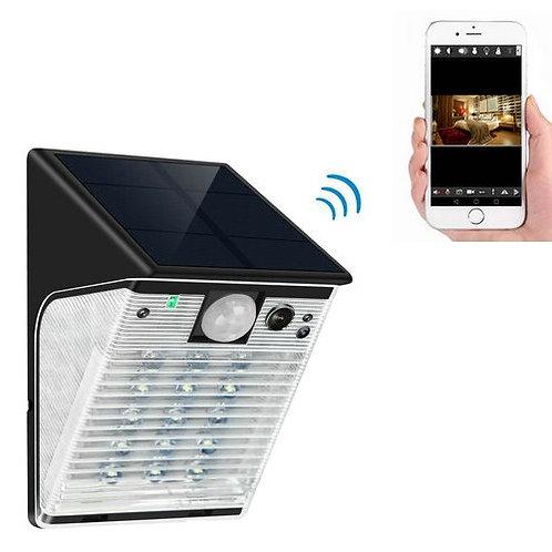 Überwachungkamera Led Lampe - Außenwandbeleuchtung Wlan Kamera