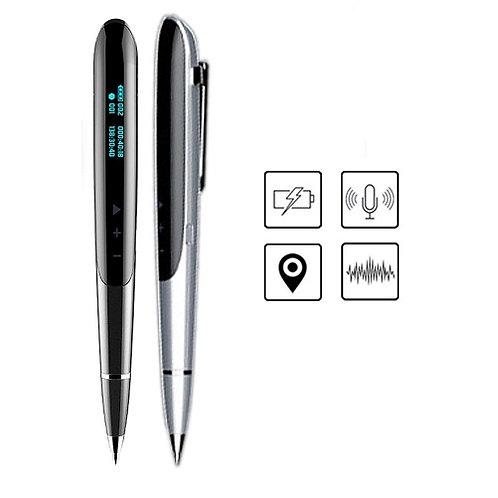 Digitaler Voice-Recorder-Kugelschreiber mit Geräuscherkennung