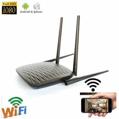 Spion Kamera Wlan Router  -  2.4G/5.8 GHz Router - Versteckte Wlan HD Kamera