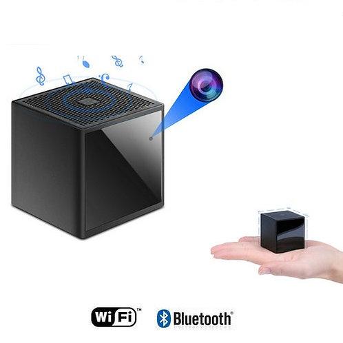 Mini Bluetooth Spion Lautsprecher Kamera - Nur 45x45x45 mm