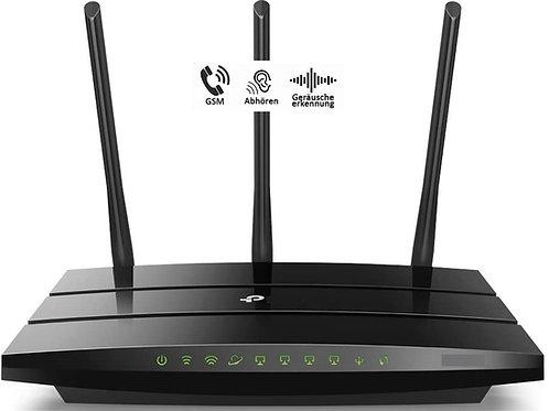 Neu ! Gsm Abhörgerät Wlan Router - Weltweit sehr diskret Abhören