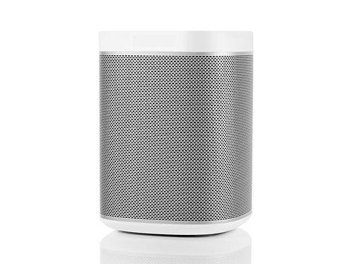 NEU ! Wlan Lautsprecher (Weiß) mit integrierter Spy Cam