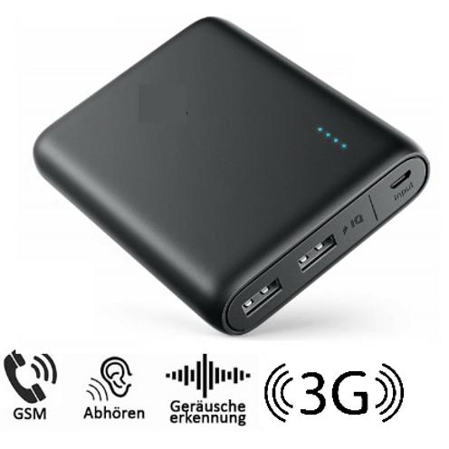 3G GPS Tracker Powercore Pro 13000 mAh Akku