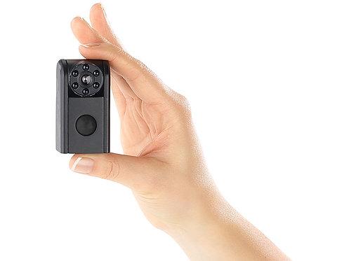 Mini-HD-Überwachungskamera, IR-Nachtsicht, PIR-Sensor, 1 Jahr Stand-by