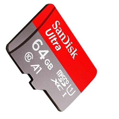 SanDisk Ultra Sd Karte - Speicherkarte