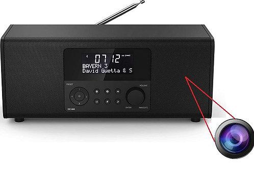 Getarnte Wlan Kamera Internet Radio-Kameralinse absolut nicht sichtbar