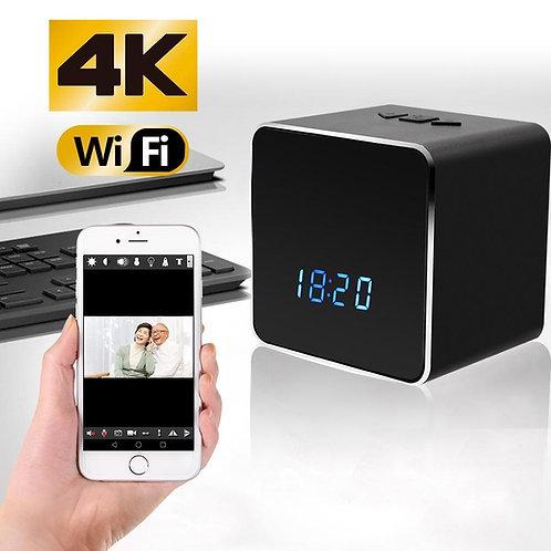Spion Wlan HD Kamera - Nachtsicht - Livestream - Bluetooth Lautsprecher